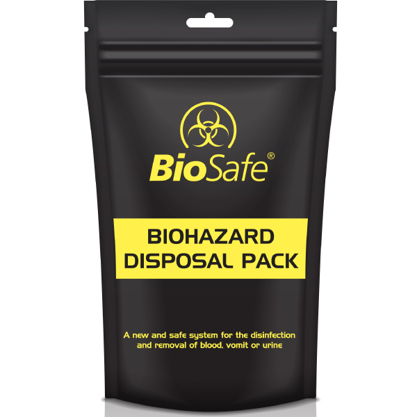 BioSafe Biohazard Disposal Pack Refill