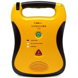Defibtech Lifeline Automated External Defibrillator