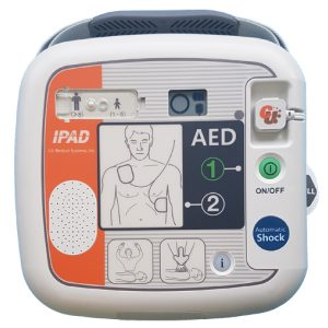 CU Medical i-PAD SP1 Fully-Automated Automated External Defibrillator (AED)